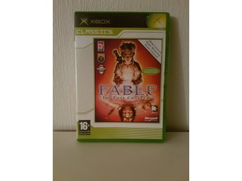 Fable the lost chapters till Xbox