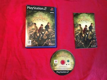 THE SPIDERWICK CHRONICLES PS2 PLAYSTATION 2