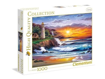 1000 pcs. High Color Collection LIGHTHOUSE AT SUNSET