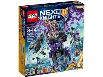 "LEGO Nexo Knights 70356 ""The Stone Colossus of Ultimate Destruction"", helt nytt!"
