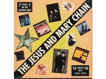 THE JESUS AND MARY CHAIN - 10 SMASH HITS 1985-1992 (PROMO) CD - Nacka - THE JESUS AND MARY CHAIN - 10 SMASH HITS 1985-1992 (PROMO) CD - Nacka