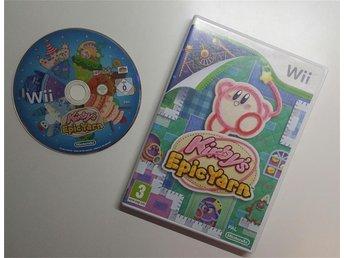 Kirby's Epic Yarn - Borlänge - Kirby's Epic Yarn - Borlänge