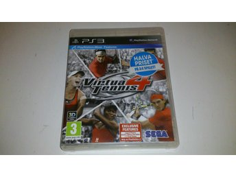 - Virtua Tennis 4 PS3 -