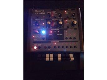 The Roland VK-8M Organ Sound Module - Ronneby - The Roland VK-8M Organ Sound Module - Ronneby