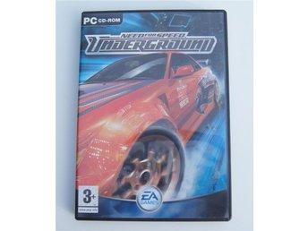 PC: Need for Speed Underground - Bälinge - PC: Need for Speed Underground - Bälinge