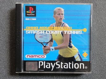 Anna Kournikova's Smash Court Tennis (Black Label)