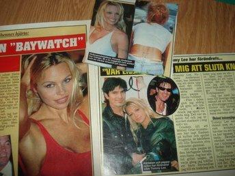 Pamela Anderson - massor av fina klipp - 10 kr - se alla bilder - kort auktion - Gävle - Pamela Anderson - massor av fina klipp - 10 kr - se alla bilder - kort auktion - Gävle