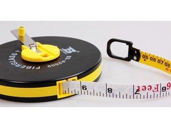 10M Bosi Glasfiber Tape Shrink Resistent Mätverktyg Måttband Fri Frakt Ny - Wuzhou Guangxi - 10M Bosi Glasfiber Tape Shrink Resistent Mätverktyg Måttband Fri Frakt Ny - Wuzhou Guangxi