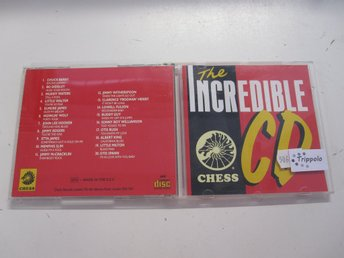 The Incredible chess CD