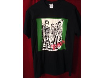 The Clash band T-shirt. Storlek Medium. Oanvänd!