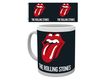 Mugg - Musik - The Rolling Stones Logo (MG0266)
