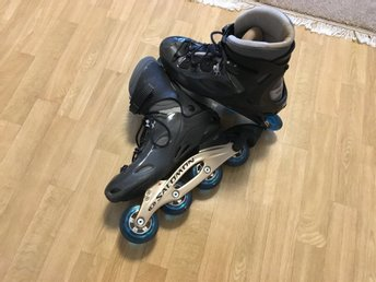 Inline  Salomon Storlek 10,5 Cryzy Creek
