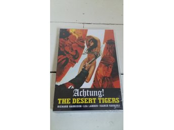 ACHTUNG! THE DESERT TIGERS SPLOTATION WOMEN IN PRISON SLEASE