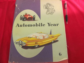 Automobile Year 6 1958-1959