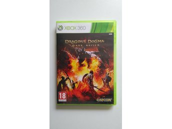 Dragons Dogma Dark Arisen - Xbox 360