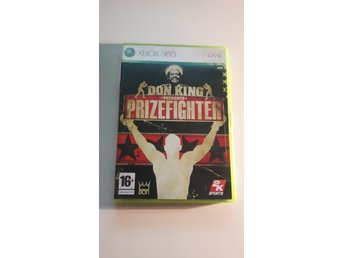 Don King Presents Prizefighter - XBOX 360 (Komplett!)