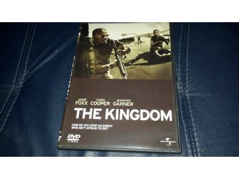 The Kingdom med Jaime Foxx och Jennifer Garner