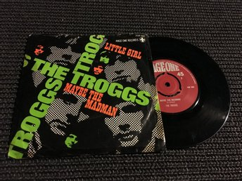 SI THE TROGGS MAYBE THE MADMAN BRITTON PAGE ONE HOLLAND