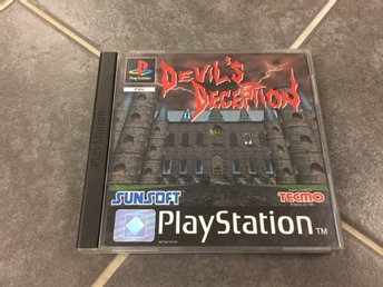 Devil's Deception till PS1