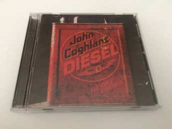 JOHN COUGHLAN DIESEL Flexible Friends 2CD Status Quo Lemmy Motörhead Whitesnake