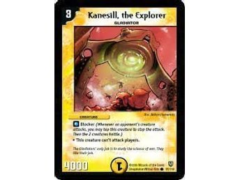 Kanesill, The Explorer 21/110