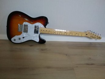 Fender squier classic 72 thinline