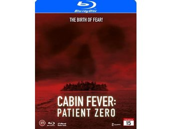 Cabin fever 3 / Patient zero (Blu-ray)