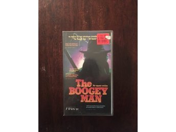The Boogey Man    Vhs