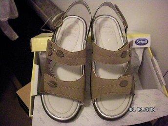 07e1735943a Ett par läder skor. Märke confort line. Storle.. (355163758) ᐈ Köp ...