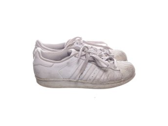 Adidas, Sneakers, Strl: 38, Superstar, Vit