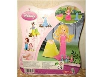 Disney Princess Mini - Törnrosa Docka & väska Pocket *Ny*