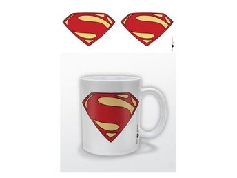 Superman Mugg Logo