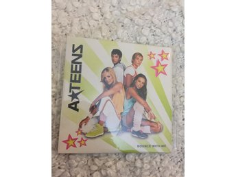 A-teens Bounce With Me ovanlig CD promo Marie Serneholt