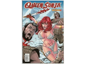 Queen Sonja # 18 Cover B NM Ny Import REA!