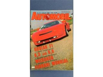 Automobil 12 (1985) januari 1986: BMW 528i e12, Lancia Delta S4, Citroën BX GT - Uppsala - Automobil 12 (1985) januari 1986: BMW 528i e12, Lancia Delta S4, Citroën BX GT - Uppsala