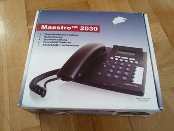 Maestro 2030, bordstelefon - Alingsås - Maestro 2030, bordstelefon - Alingsås