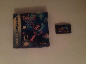 Tak 2 the staff of dreams Gameboy advance