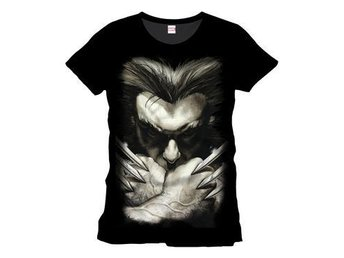 Wolverine T-Shirt Claws L