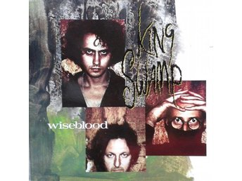 King Swamp  titel*  Wiseblood* Rock, Indie Rock EU LP