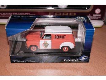 Renault Colorale Fourgon - 1953 (solido) - Haparanda - Renault Colorale Fourgon - 1953 (solido) - Haparanda