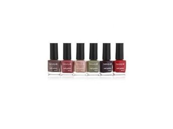Beauty UK Nail Gift Set No.4 - West End Girl