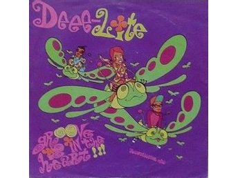 Deee-Lite title* Groove Is In The Heart* Club, House EU 7""