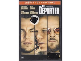 The Departed - Leonardo DiCaprio, Jack Nicholson, Matt Damon, Mark Wahlberg - Sjögestad - The Departed - Leonardo DiCaprio, Jack Nicholson, Matt Damon, Mark Wahlberg - Sjögestad