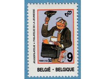 BELGIEN 1989 M2391** Nero 1 kpl - Varberg - BELGIEN 1989 M2391** Nero 1 kpl - Varberg
