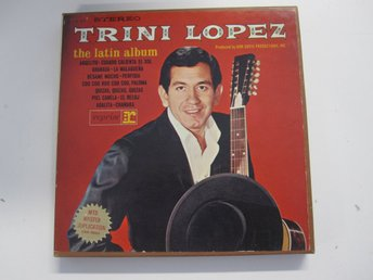 Trini Lopez - The Latin album - Rullband
