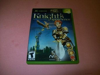 KNIGHTS APPRENTICE HELT NYTT (X-BOX)