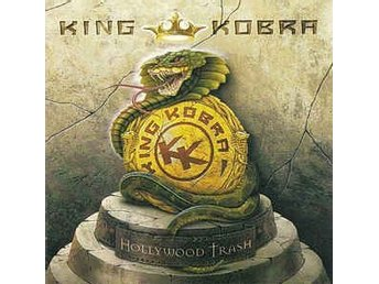 King Kobra - Hollywood Trash (2001) CD, MTM Music, OOP, Like New, Hard Rock - Ekerö - King Kobra - Hollywood Trash (2001) CD, MTM Music, OOP, Like New, Hard Rock - Ekerö