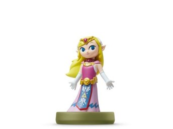 Amiibo Figurine - Zelda Wind Waker (Zelda Collection) - Amiibo