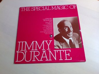 Jimmy Durante : THE SPECIAL MAGIC OF ( UK )