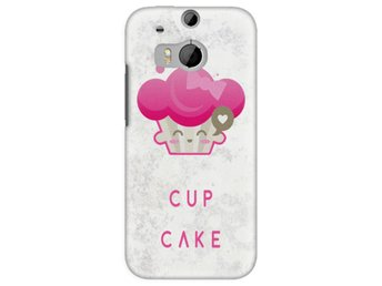 HTC One M8 Skal Cupcake